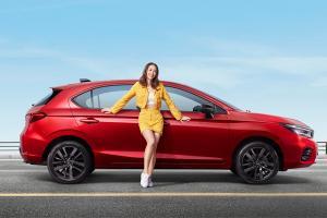 สงสัยไหมทำไม 2021 Honda City Hatchback มีรูปทรงประหลาดตา? มาชมสาเหตุกัน