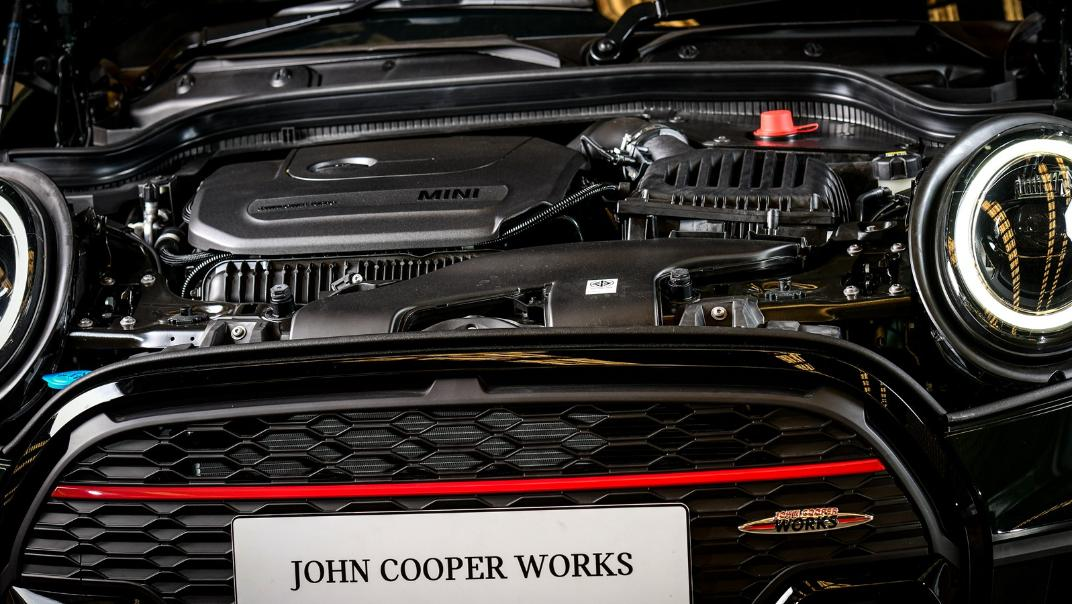 2021 Mini 3-Door Hatch John Cooper Works Exterior 005