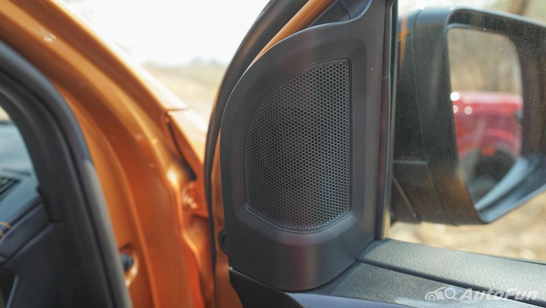 2020 Ford Ranger Double Cab 2.0L Turbo Wildtrak Hi-Rider 10AT Interior 047