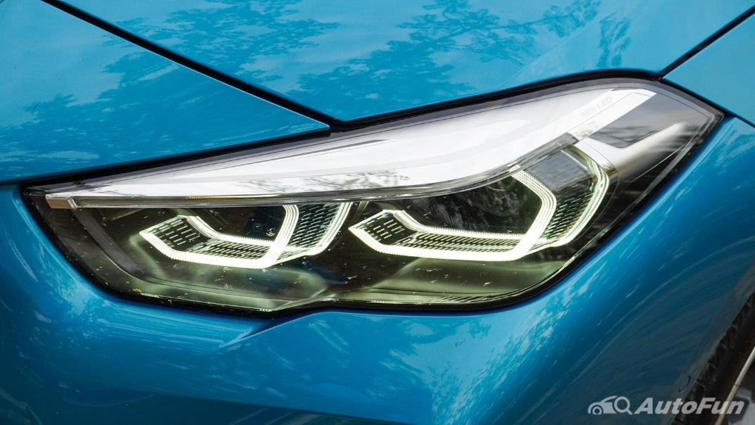 2021 BMW 2 Series Gran Coupe 220i M Sport Exterior 015