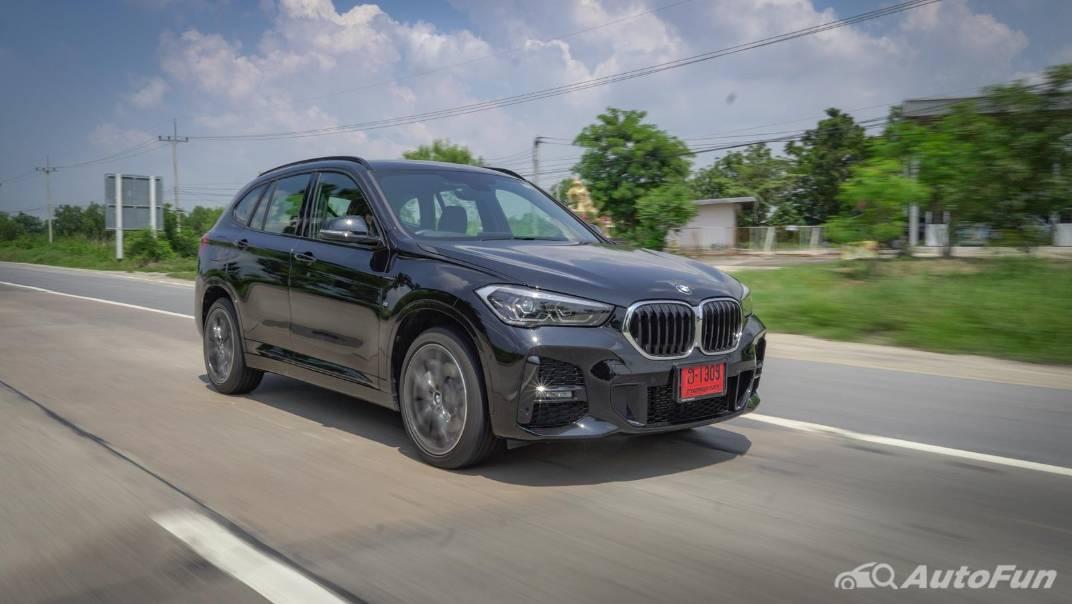 2021 BMW X1 2.0 sDrive20d M Sport Exterior 043