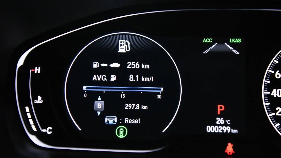 2021 Honda Accord 1.5 Turbo EL Interior 029