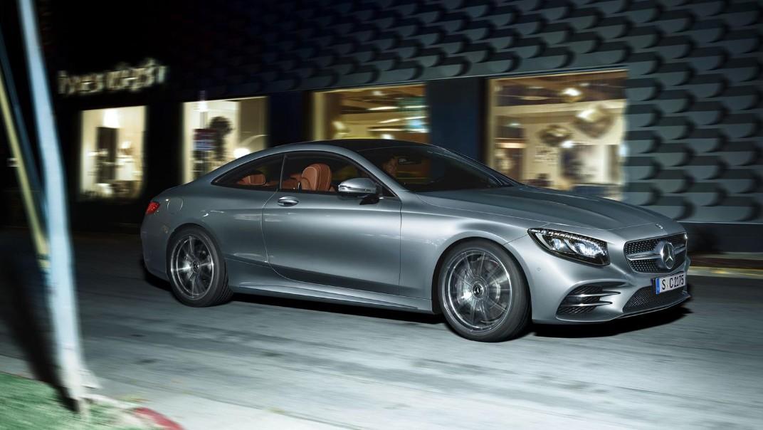 Mercedes-Benz S-Class Coupe 2020 Exterior 002