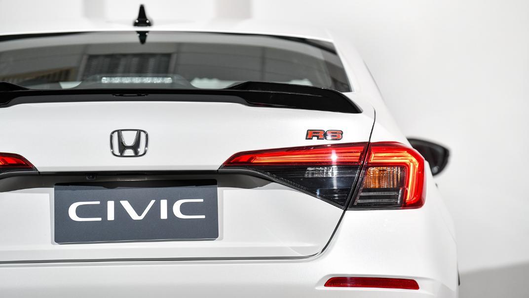 2022 Honda Civic RS Exterior 029