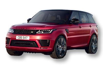 2020 Land Rover Range Rover Sport 2.0L HSE Plus