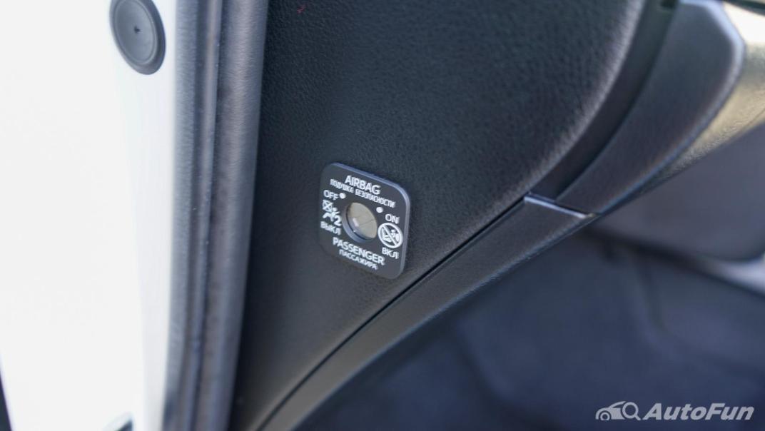 2020 Toyota Fortuner 2.8 Legender 4WD Interior 038