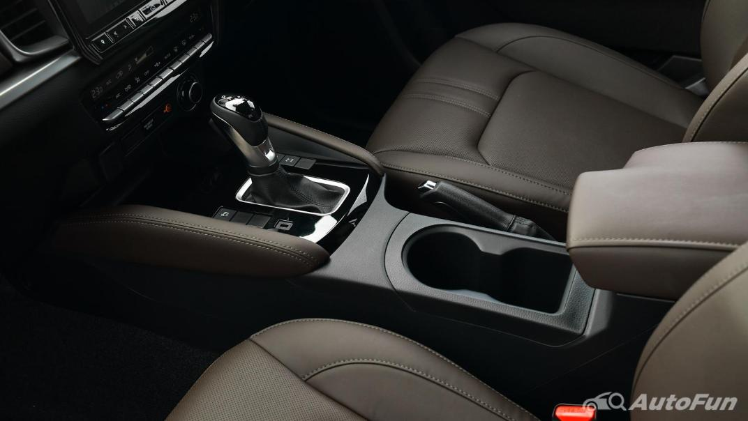 Mazda BT-50 Pro 2021 Interior 058
