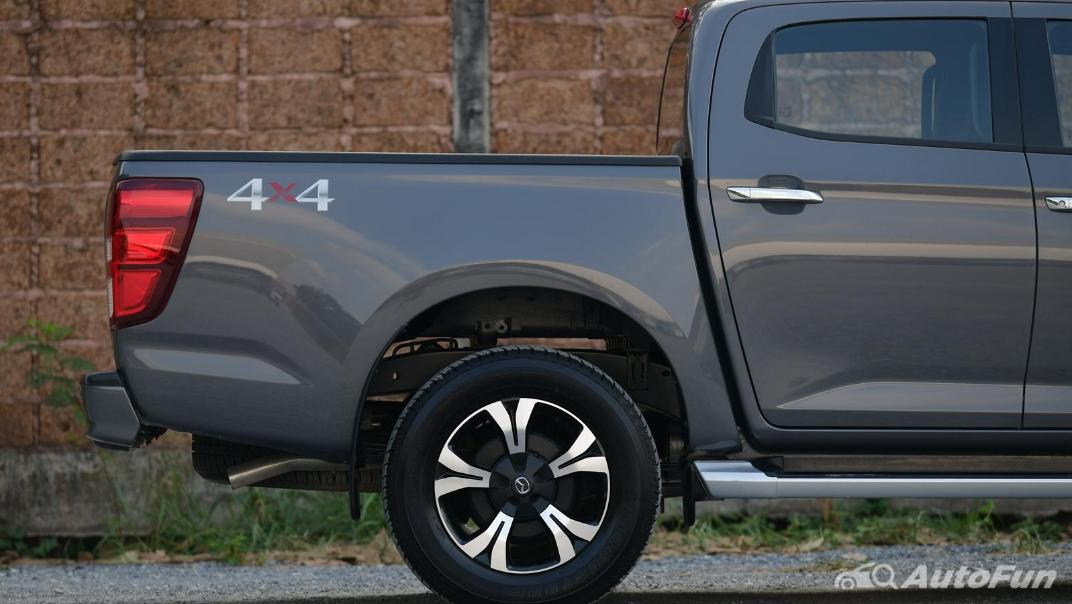 2021 Mazda BT-50 Pro Double Cab 3.0 SP 6AT 4x4 Exterior 022