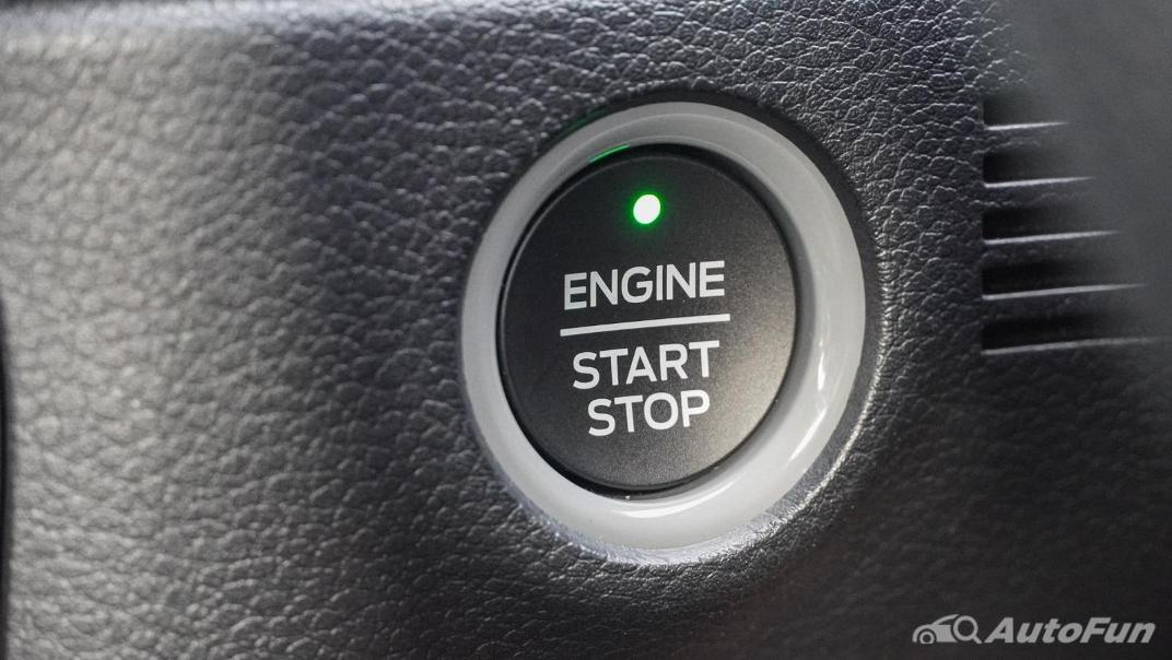 Ford Ranger Raptor 2.0L EcoBlue Interior 032