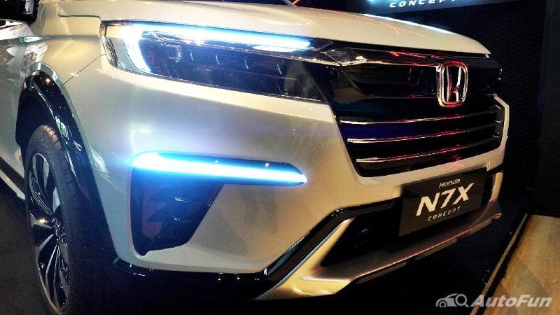 2022 Honda N7X เผยข้อมูลตัวถัง สูงและยาวกว่า BR-V คาดราคาเริ่ม 7.6 แสนบาท 02