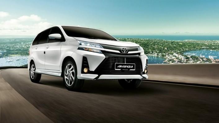 Toyota Avanza Public 2020 Exterior 002