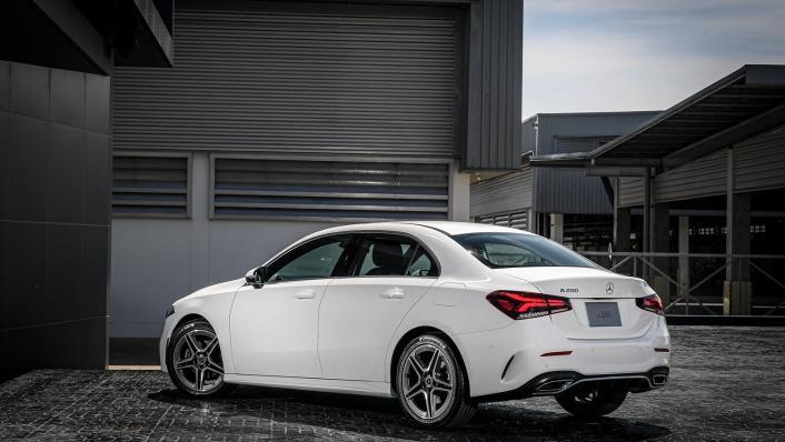 2021 Mercedes-Benz A-Class A 200 AMG Dynamic Exterior 006