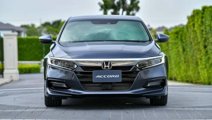 2021 Honda Accord 1.5 Turbo EL Exterior 002