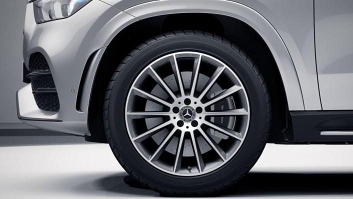 Mercedes-Benz GLE-Class 2020 Exterior 010