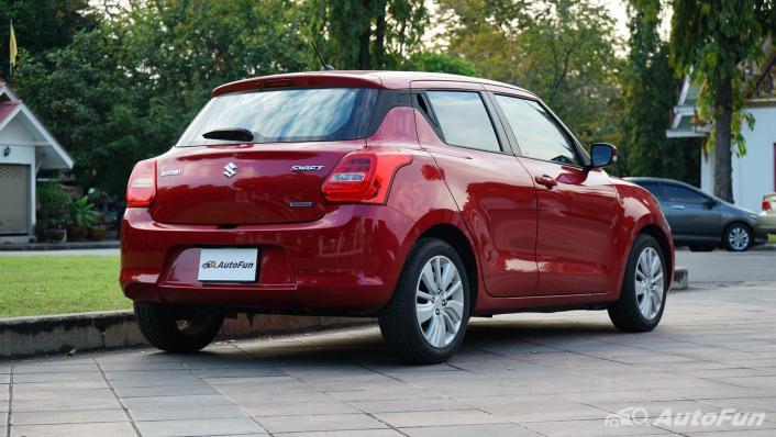 2020 Suzuki Swift 1.2 GL CVT Exterior 005