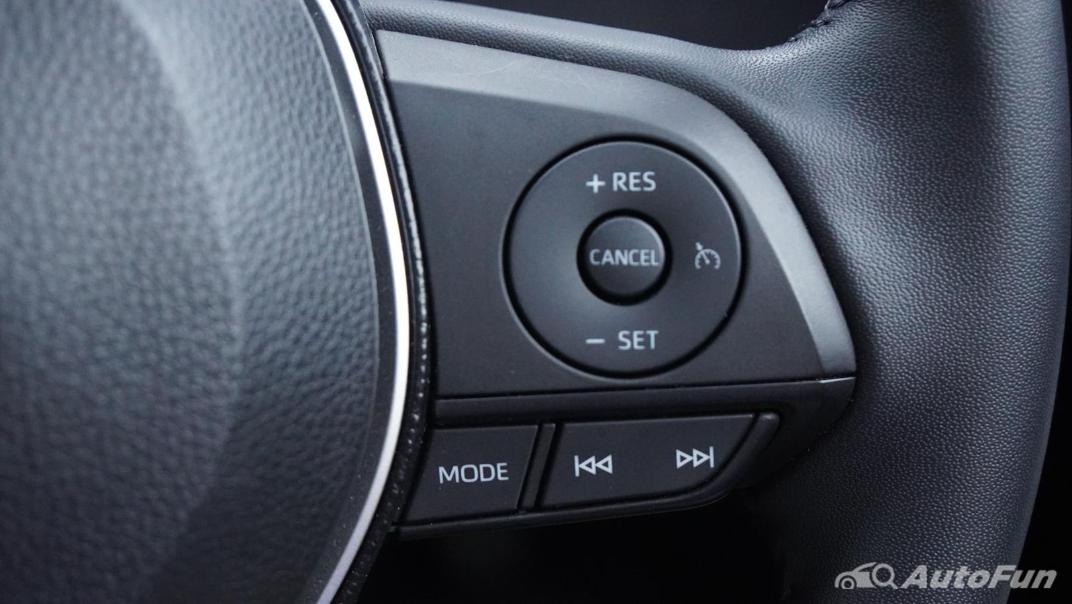 2021 Toyota Corolla Altis 1.8 Sport Interior 004