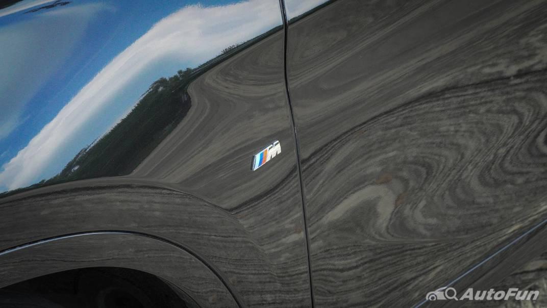 2021 BMW X1 2.0 sDrive20d M Sport Exterior 022