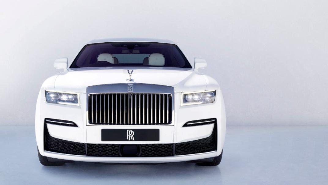2021 Rolls-Royce Ghost Extended Exterior 004