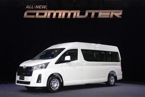 REVIEW: All-New 2019 Toyota Commuter โฉมใหม่รอบ 15 ปี มีดีที่ขนาดตัว
