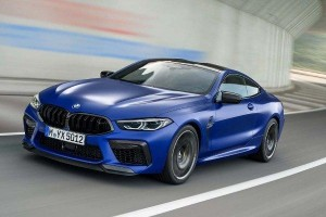 All-New BMW M8 Competition Coupe 625HP/750Nm เคาะราคาในไทย 17.999 ล้านบาท