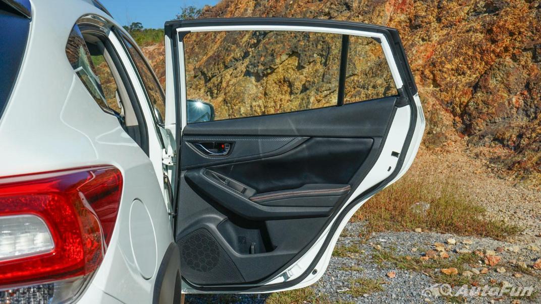 2019 Subaru XV GT Edition Interior 047