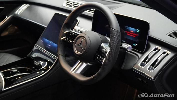 2021 Mercedes-Benz S-Class S 350 d AMG Premium Interior 001