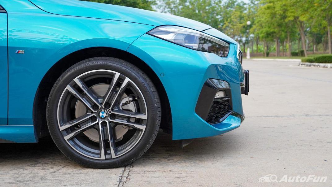 2021 BMW 2 Series Gran Coupe 220i M Sport Exterior 057
