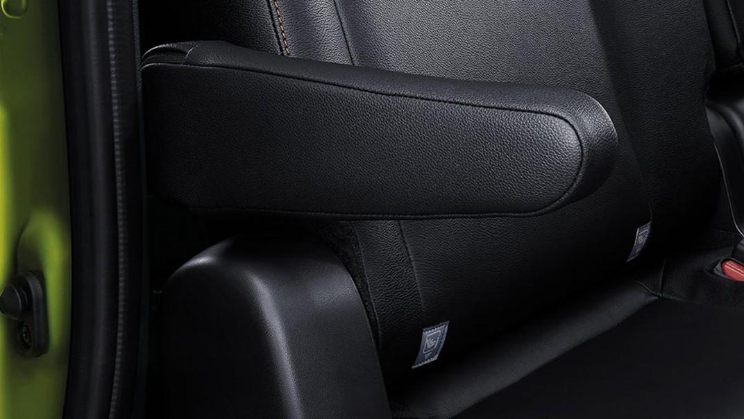 Toyota Sienta 2020 Interior 023