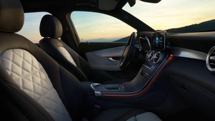 Mercedes-Benz GLC-Class 2020 Interior 008