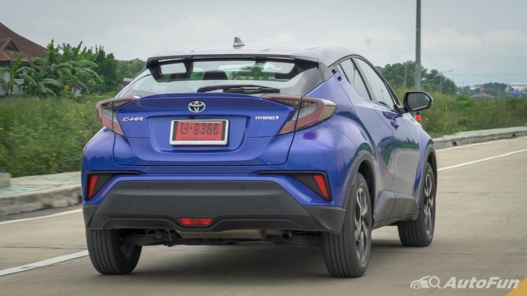 2021 Toyota C-HR Hybrid Premium Safety Exterior 019