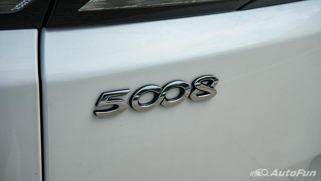 2020 Peugeot 5008 1.6 Allure Exterior 018