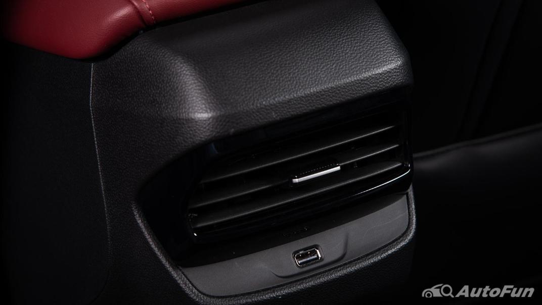 2021 MG 5 Upcoming Version Interior 075
