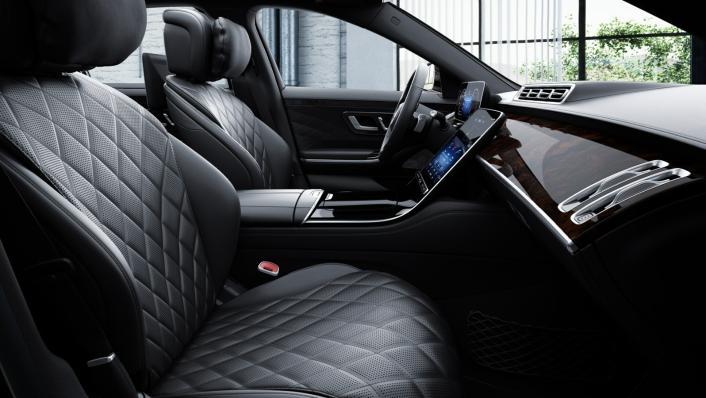 2021 Mercedes-Benz S-Class S 350 d Exclusive Interior 008