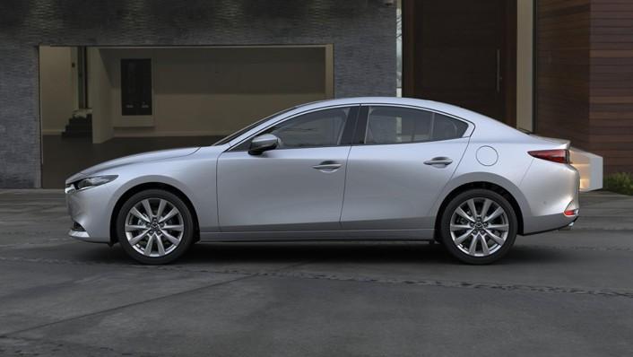 Mazda 3 Sedan Public 2020 Exterior 010