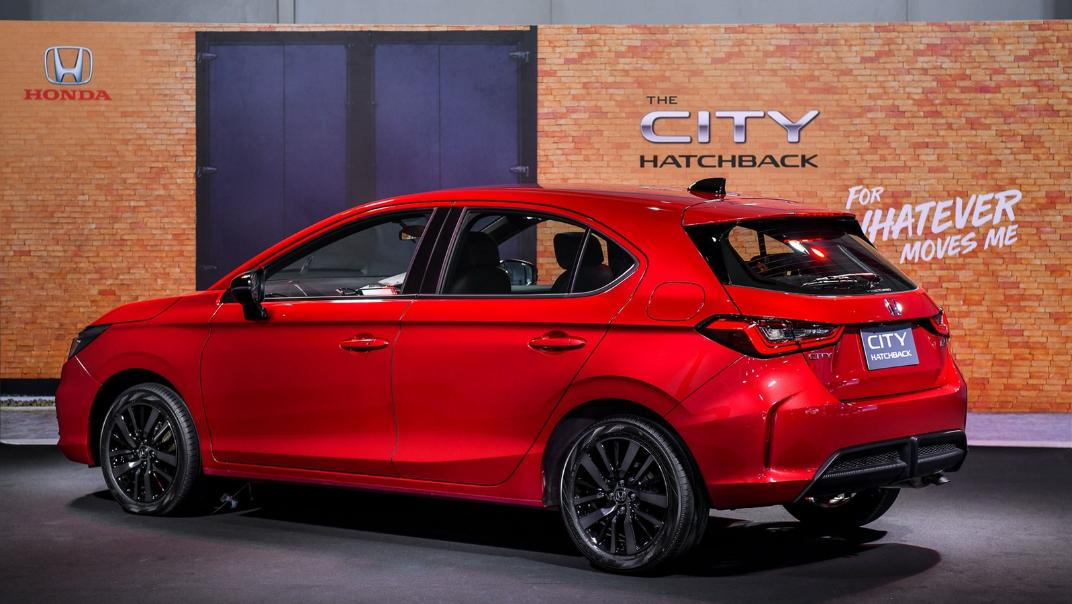 2021 Honda City Hatchback 1.0 Turbo RS Exterior 027