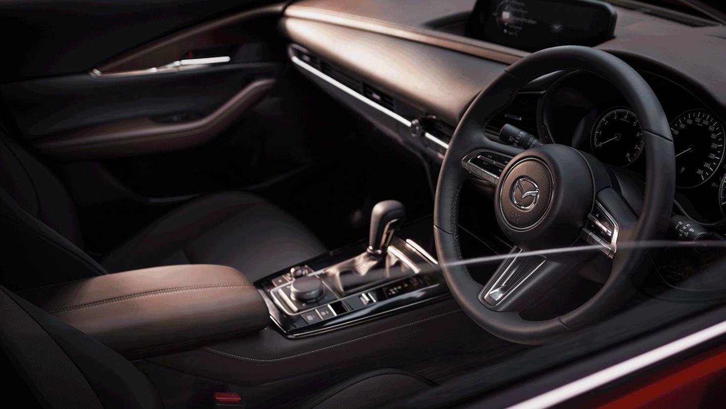 Mazda CX-30 2020 Interior 006