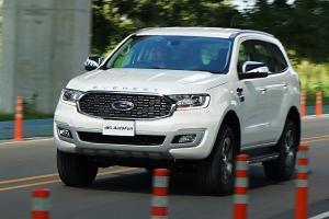 Full Review : Ford Everest ถ้าคิดว่าแก้ไขทอร์คแล้วจะน่าใช้ ไปลองขับรถคู่แข่งแล้วให้คิดใหม่