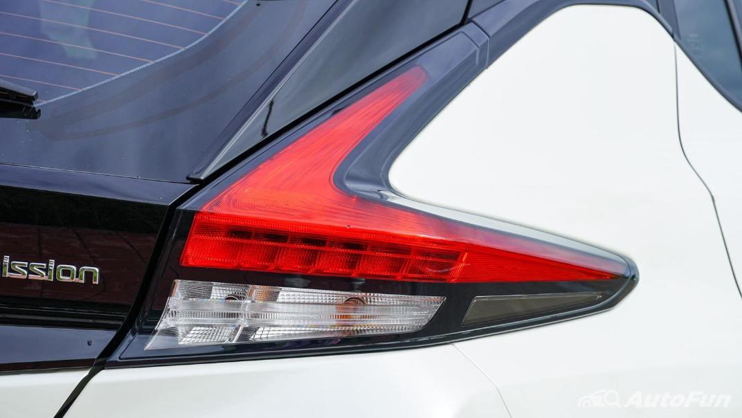 2020 Nissan Leaf Electric Exterior 020