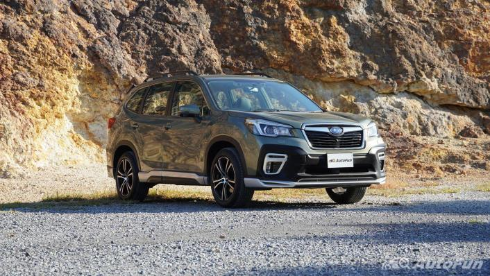 2020 Subaru Forester 2.0i-S EyeSight GT Exterior 003