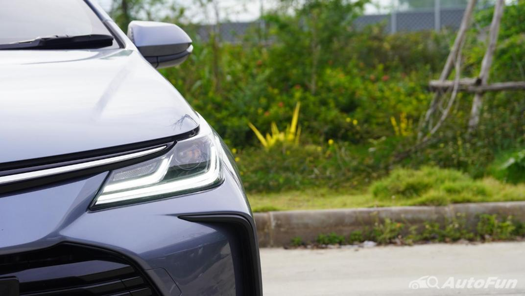 2021 Toyota Corolla Altis 1.8 Sport Exterior 017