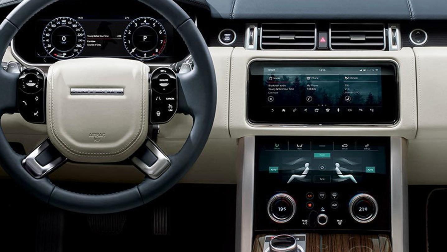 Land Rover Range Rover 2020 Interior 003