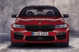 BMW M5 จะใช้ไฟฟ้าล้วน ชาร์จพลังได้ 1,000 แรงม้า เตรียมเปิดตัวปี 2024