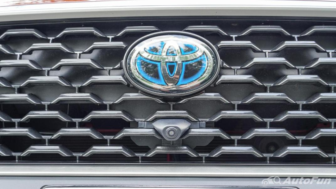 2020 Toyota Corolla Cross 1.8 Hybrid Premium Safety Exterior 012