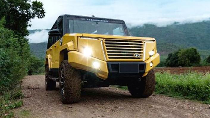 Thairung TR Transformer II 11 Seater 2020 Exterior 001