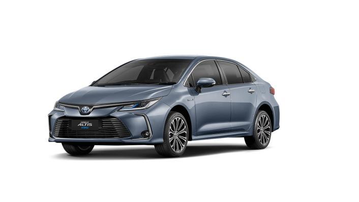 Toyota Corolla Altis 2021 Exterior 001