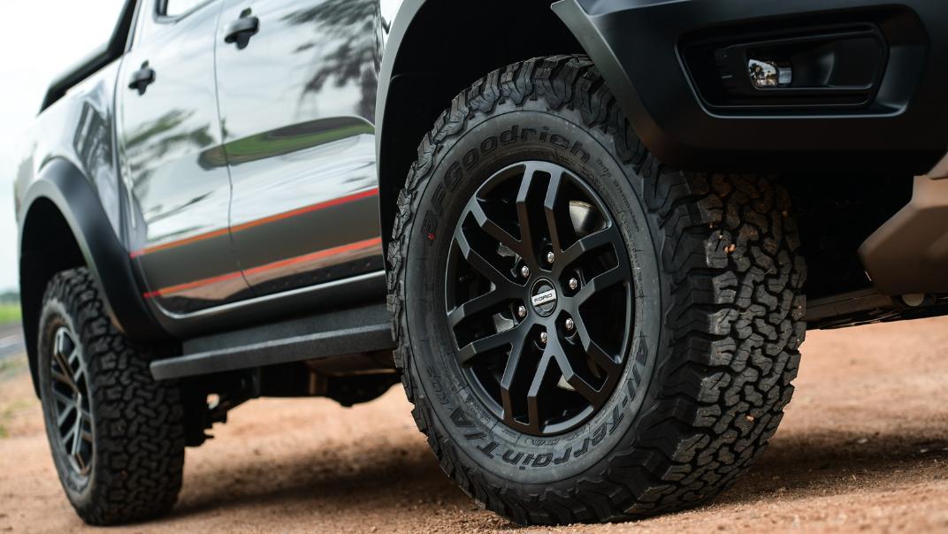 2021 Ford Ranger Raptor X Exterior 013