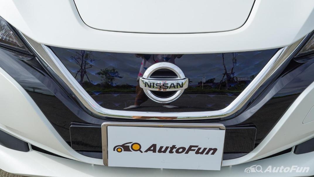 2020 Nissan Leaf Electric Exterior 009