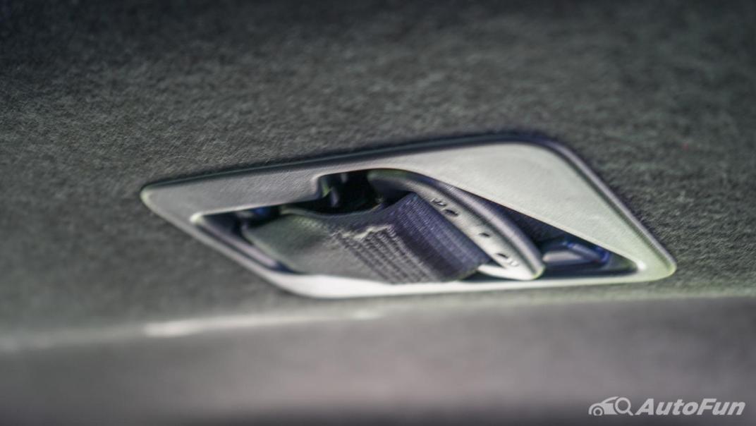 2020 Toyota Fortuner 2.8 Legender 4WD Interior 064
