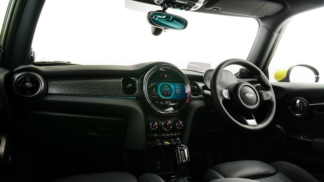 2021 Mini Cooper-Se Electric Interior 002