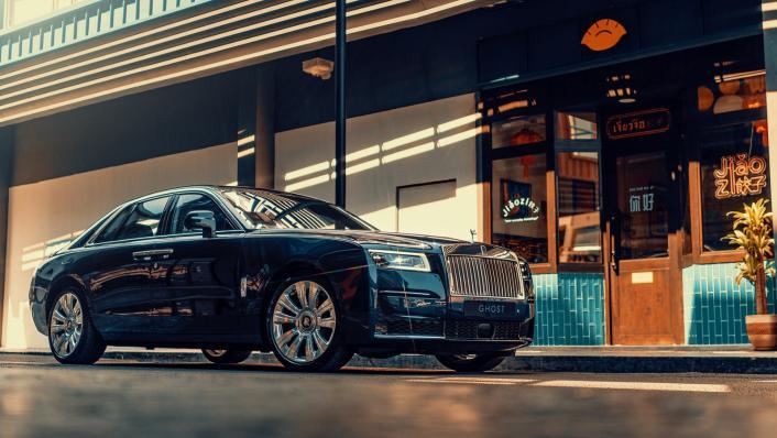2021 Rolls Royce Ghost Exterior 004